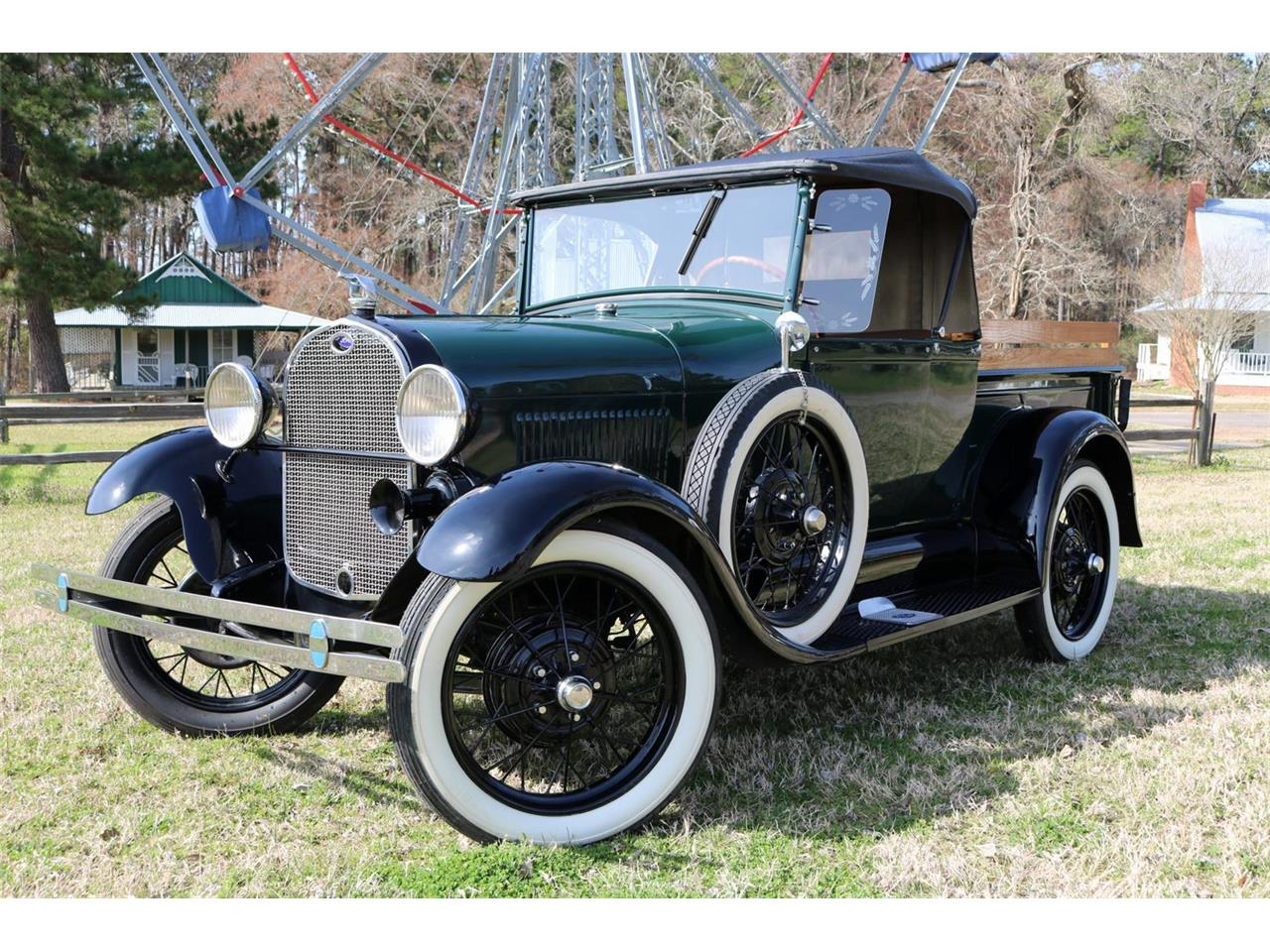 1928 Ford Model A for sale in Conroe, TX – photo 31