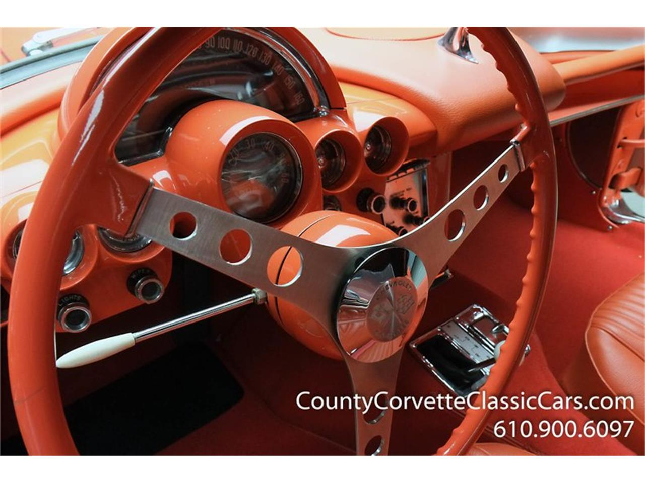 1958 Chevrolet Corvette for sale in West Chester, PA – photo 31