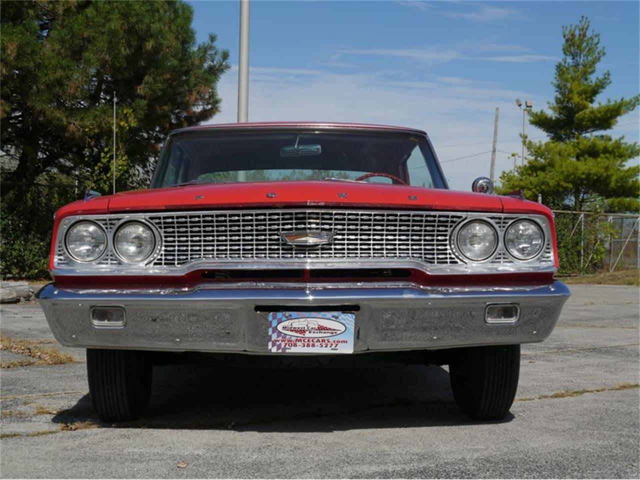 1963 Ford Galaxie 500 for sale in Alsip, IL – photo 53