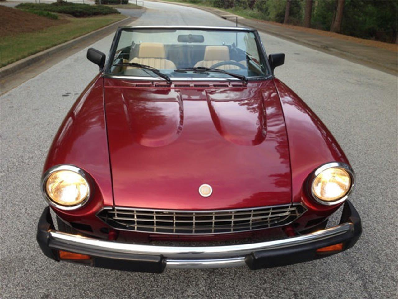1982 Fiat 124 for sale in Duluth, GA – photo 15