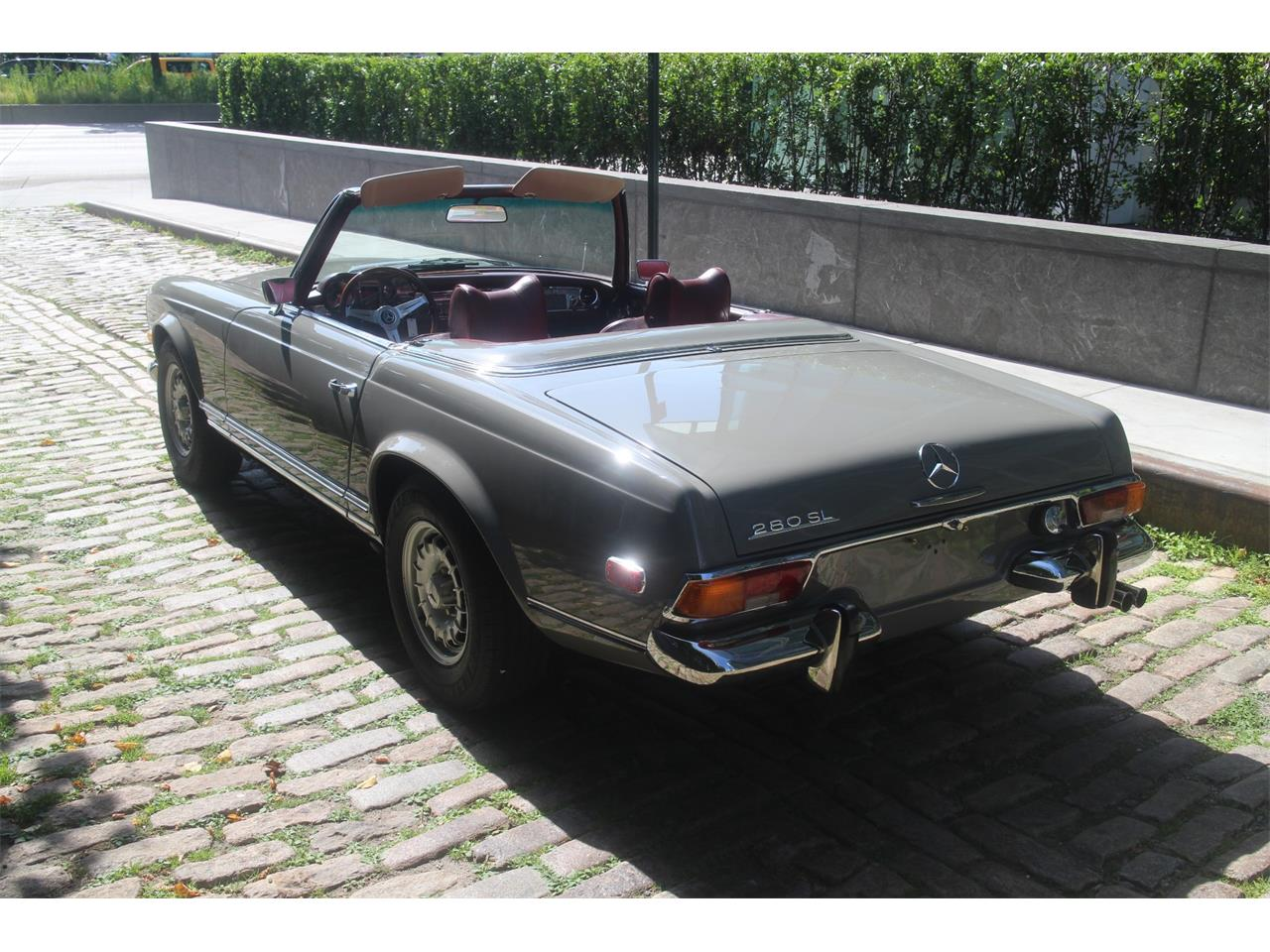 1971 Mercedes-Benz 280SL for sale in NEW YORK, NY – photo 4