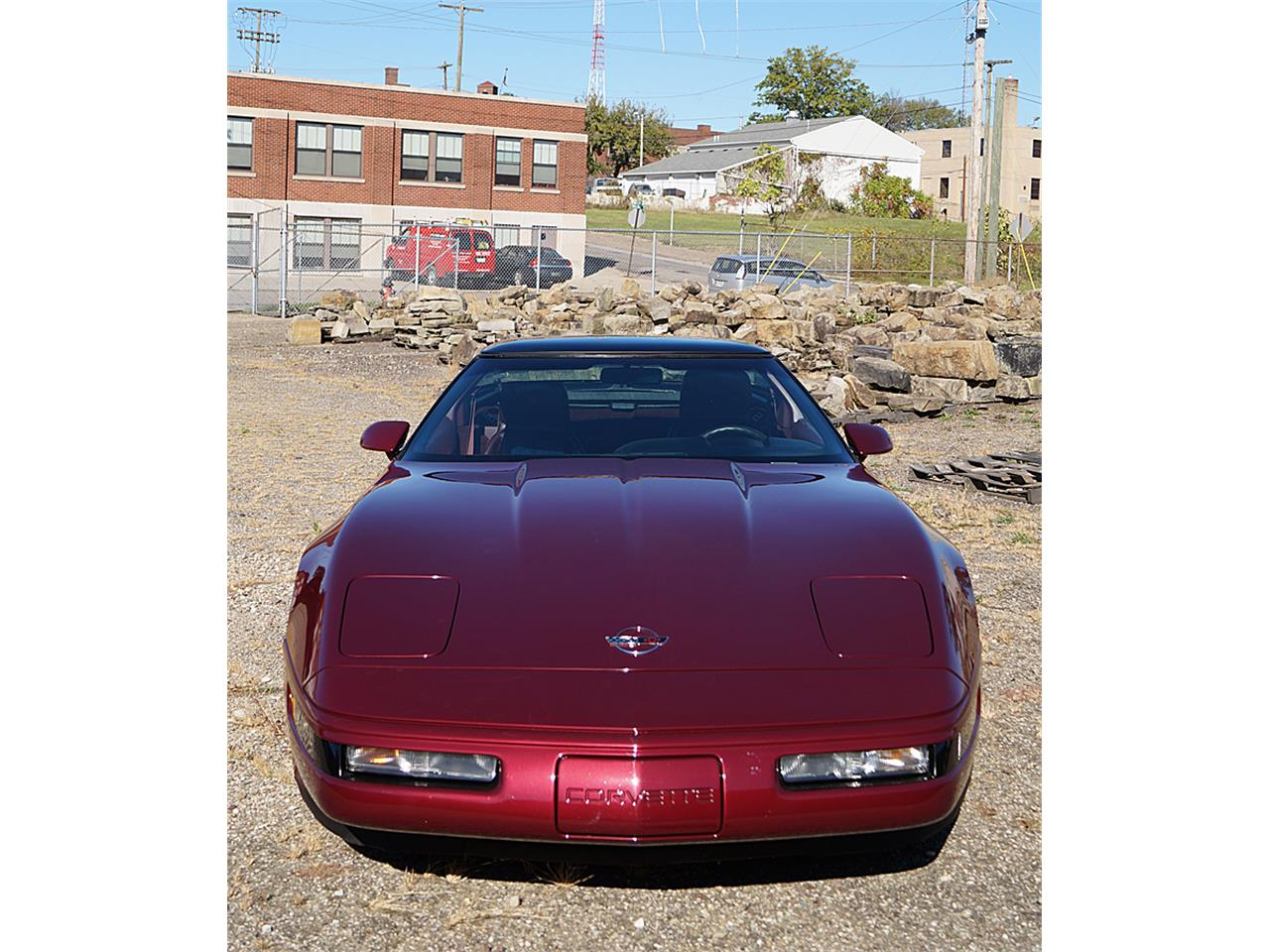 1993 Chevrolet Corvette for sale in Canton, OH – photo 5
