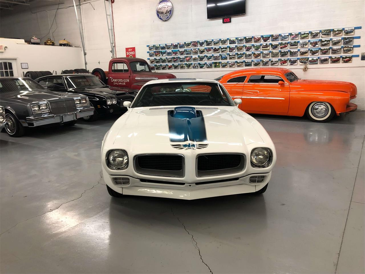 1970 Pontiac Firebird Trans Am for sale in North Royalton, OH – photo 10