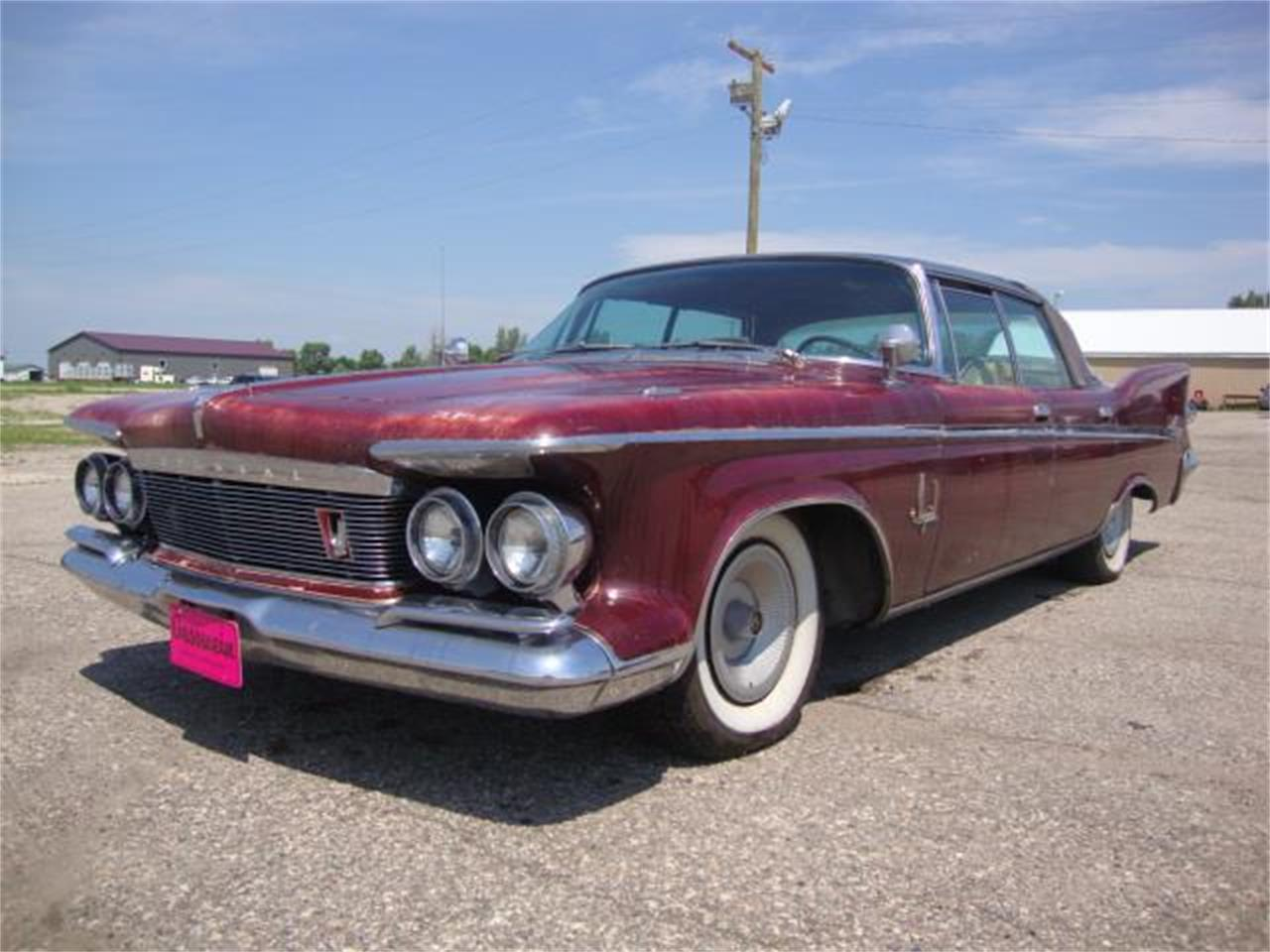 1961 Chrysler Imperial for sale in Milbank, SD – photo 2