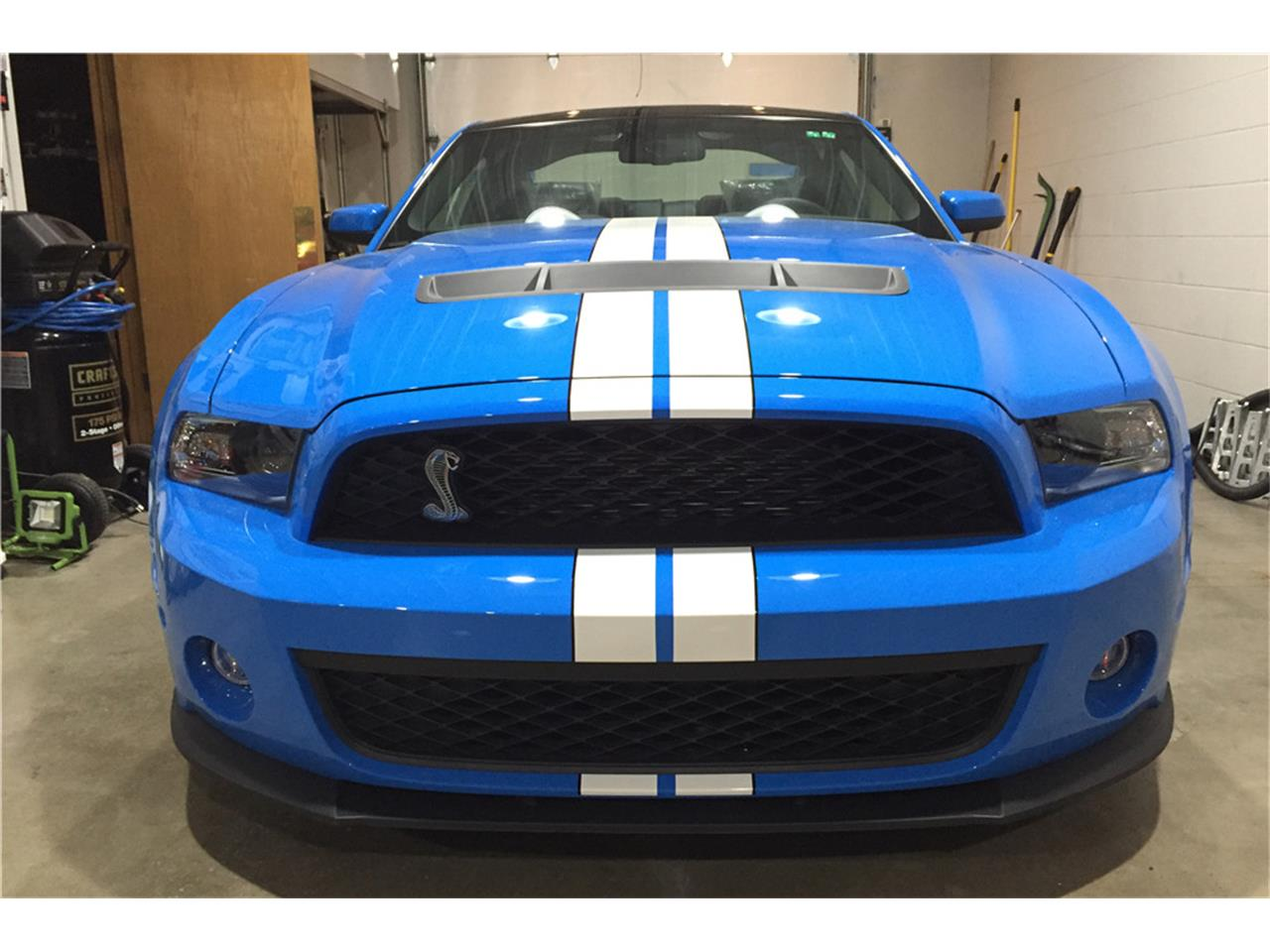 2011 Shelby GT500 for sale in West Palm Beach, FL – photo 7