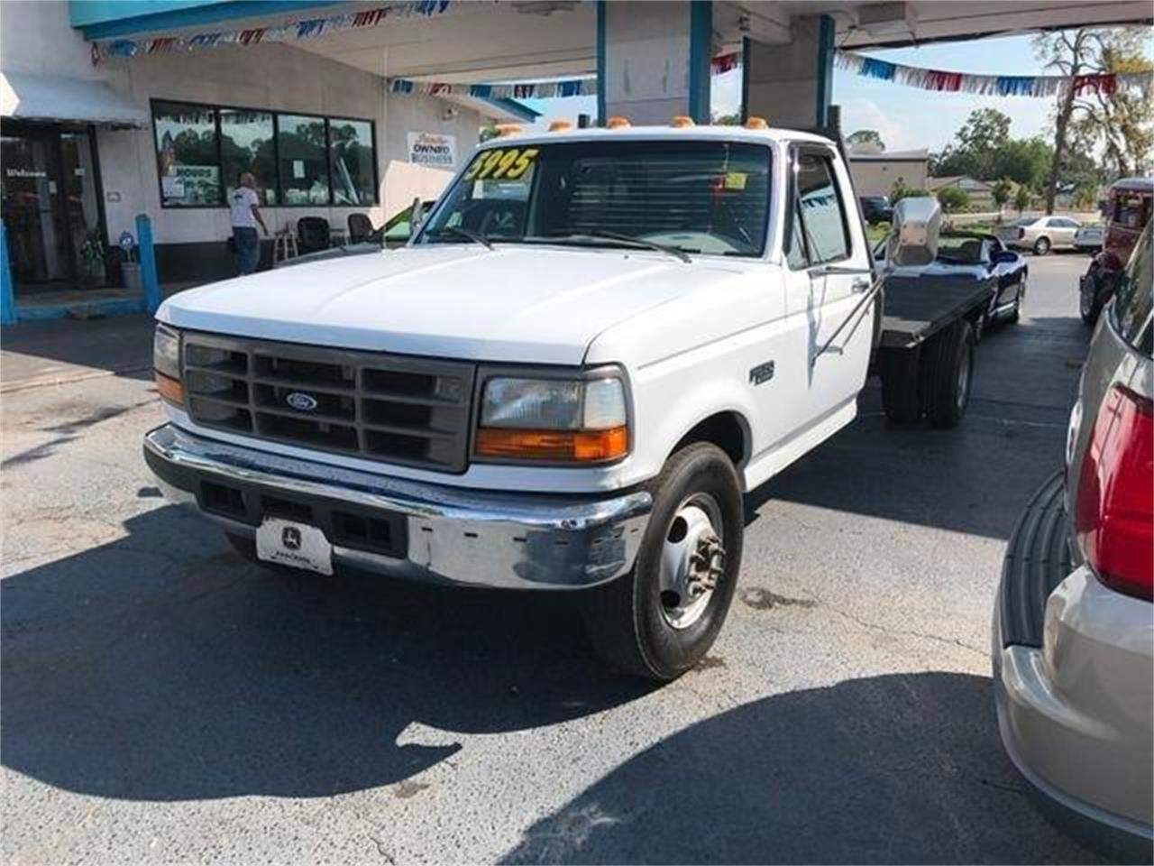 1995 Ford F350 for sale in Tavares, FL – photo 3