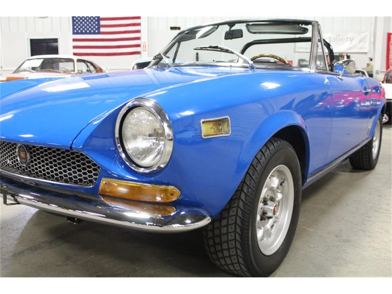 1972 Fiat Spider for sale in Kentwood, MI – photo 32
