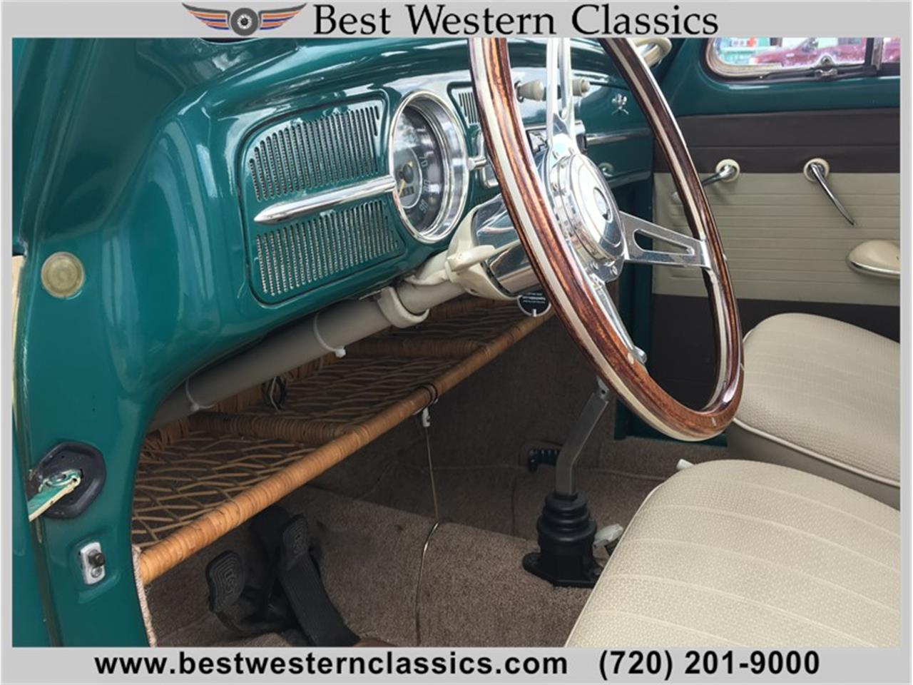 1964 Volkswagen Beetle for sale in Franktown, CO – photo 8