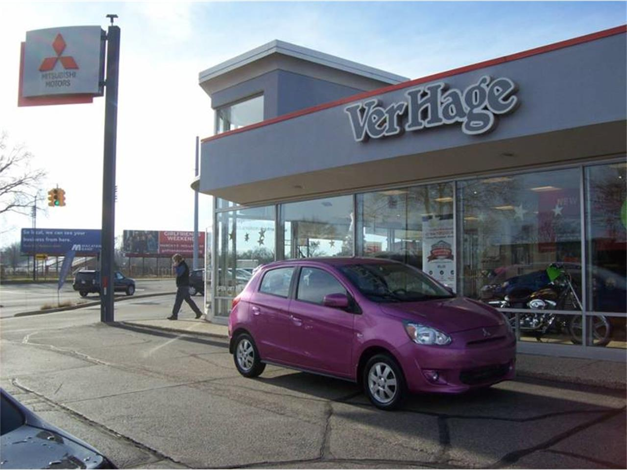 2015 Mitsubishi Mirage for sale in Holland , MI