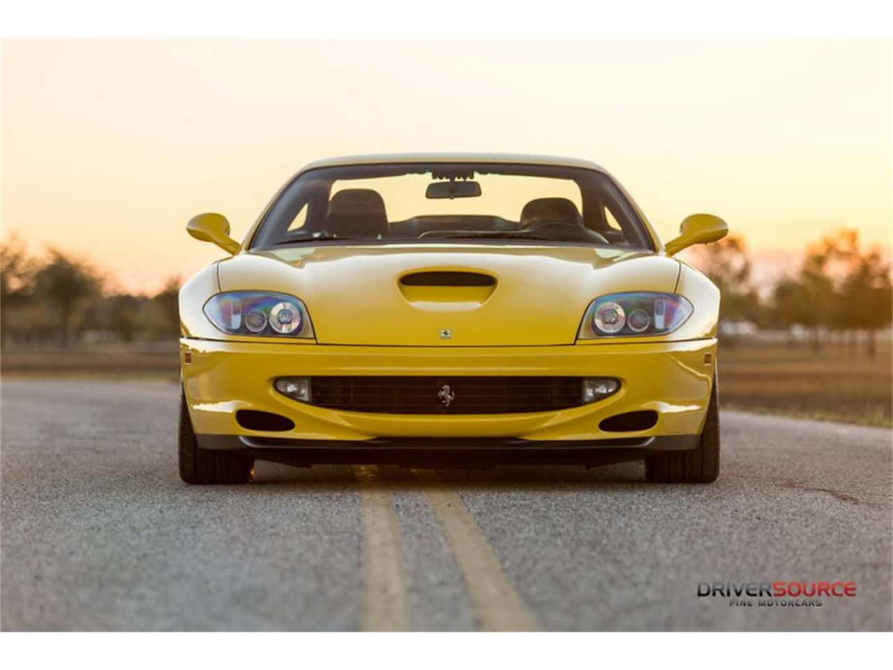 1997 Ferrari 550 Maranello for sale in Houston, TX – photo 9