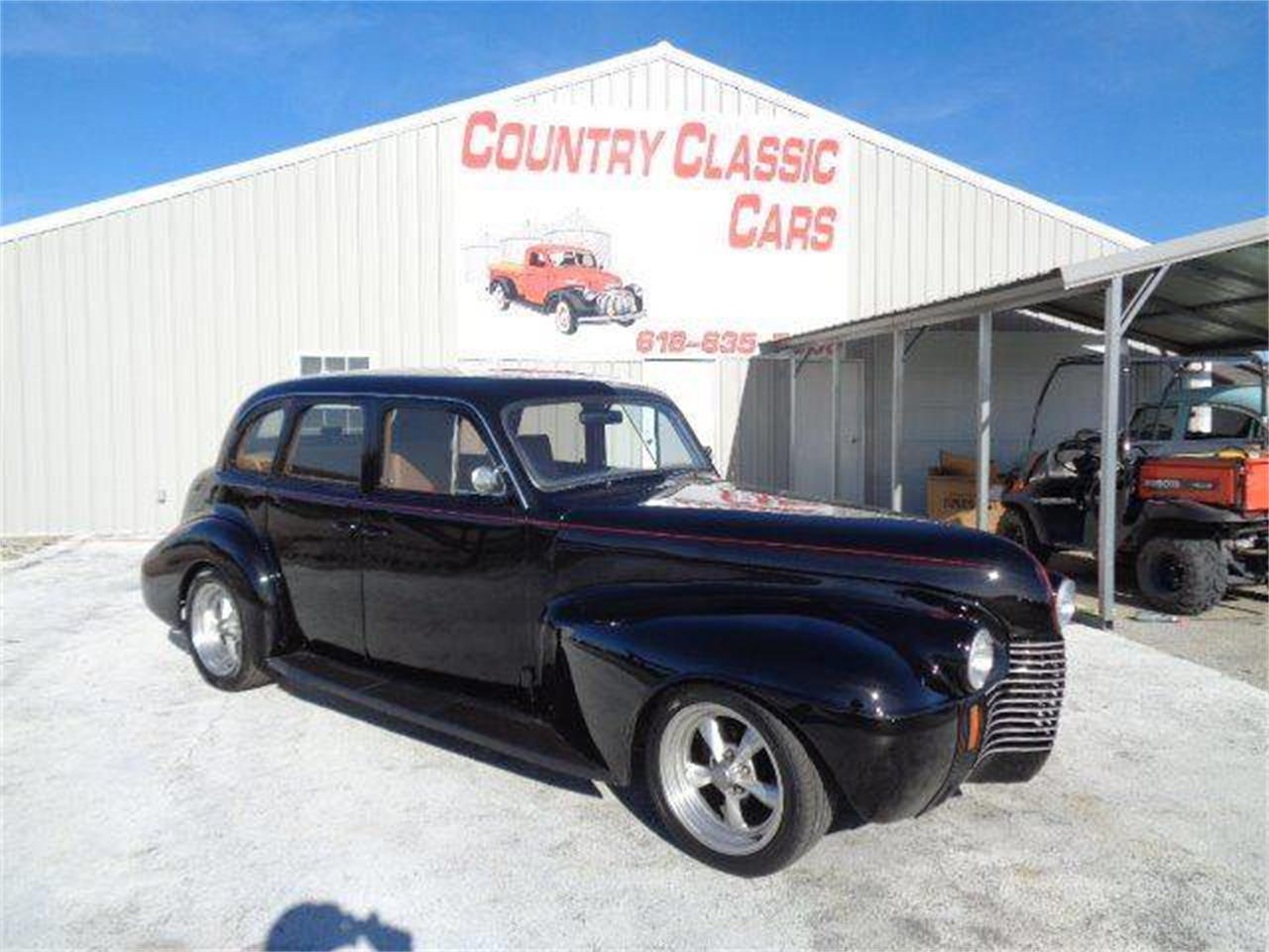 1940 Oldsmobile Super 88 for sale in Staunton, IL