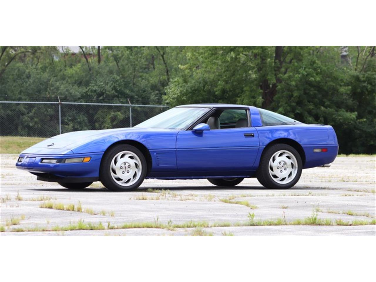1995 Chevrolet Corvette for sale in Alsip, IL – photo 83