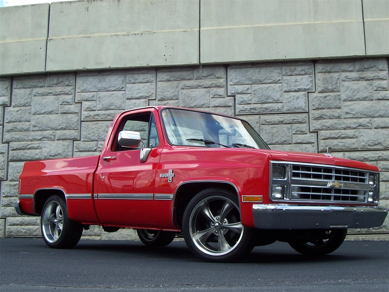 1985 Chevrolet C/K 10 for sale in Alpharetta, GA