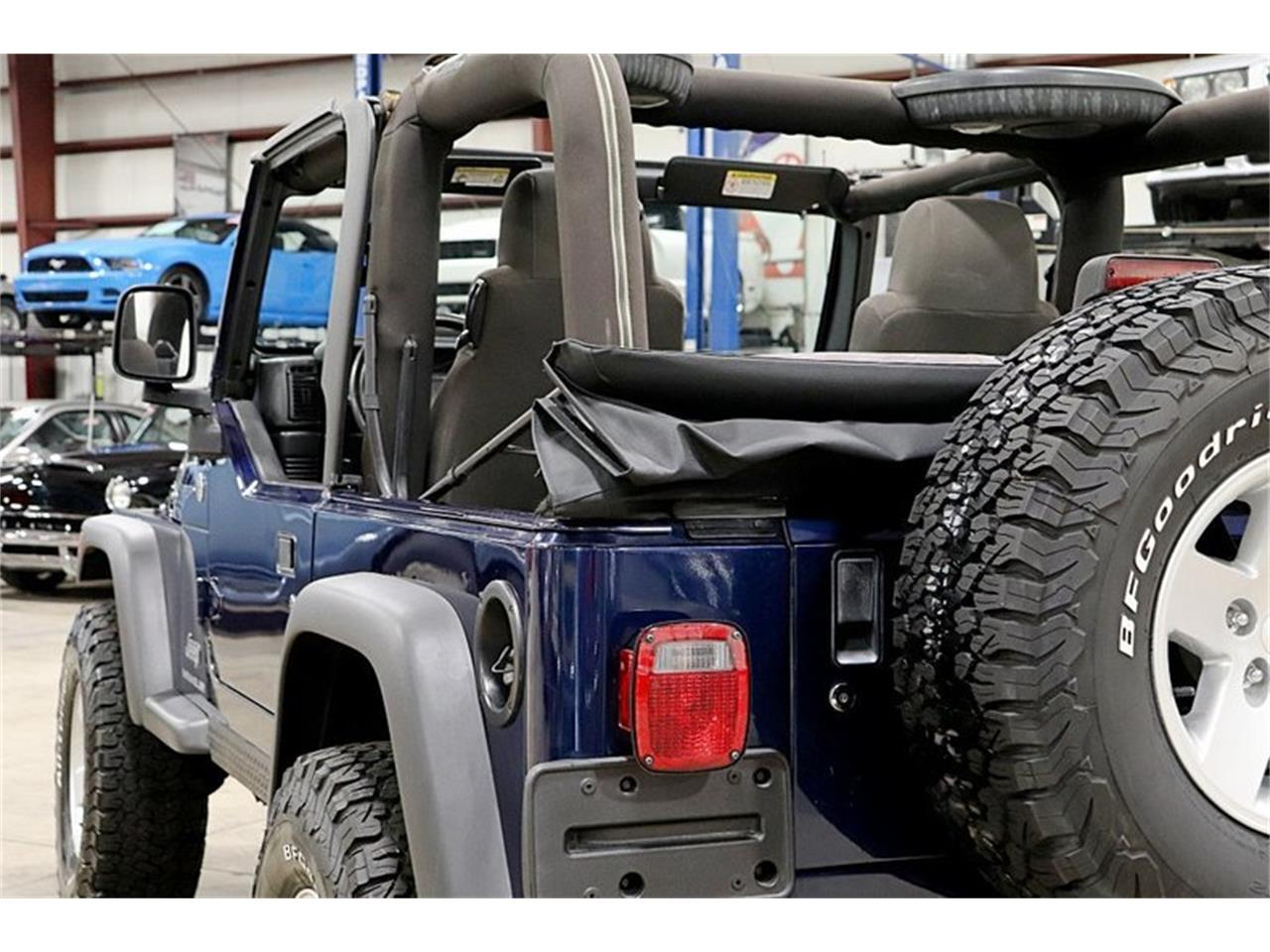 2005 Jeep Wrangler for sale in Kentwood, MI – photo 41