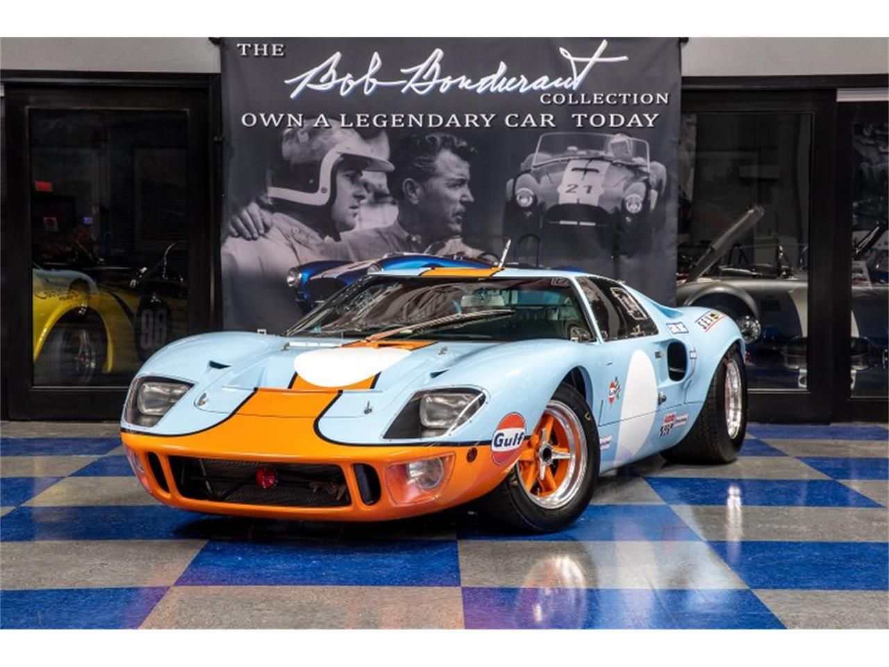 1965 GT40 Superformance MKI for sale in Irvine, CA