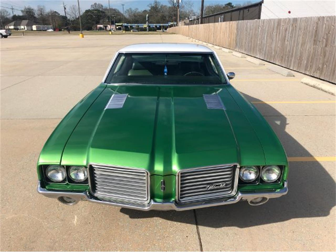 1972 Oldsmobile Cutlass for sale in Cadillac, MI – photo 26