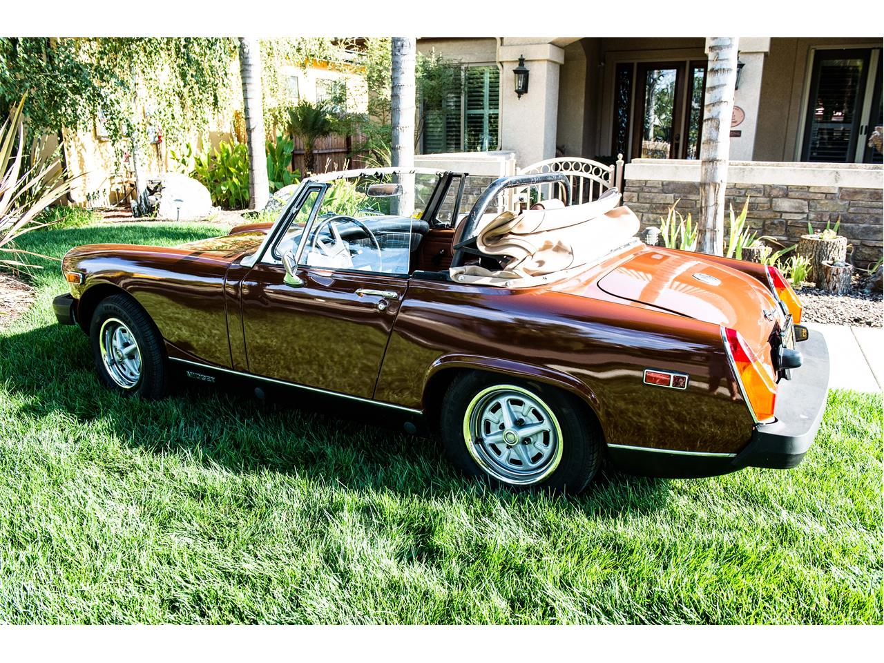 1978 MG Midget for sale in EXETER, CA – photo 6
