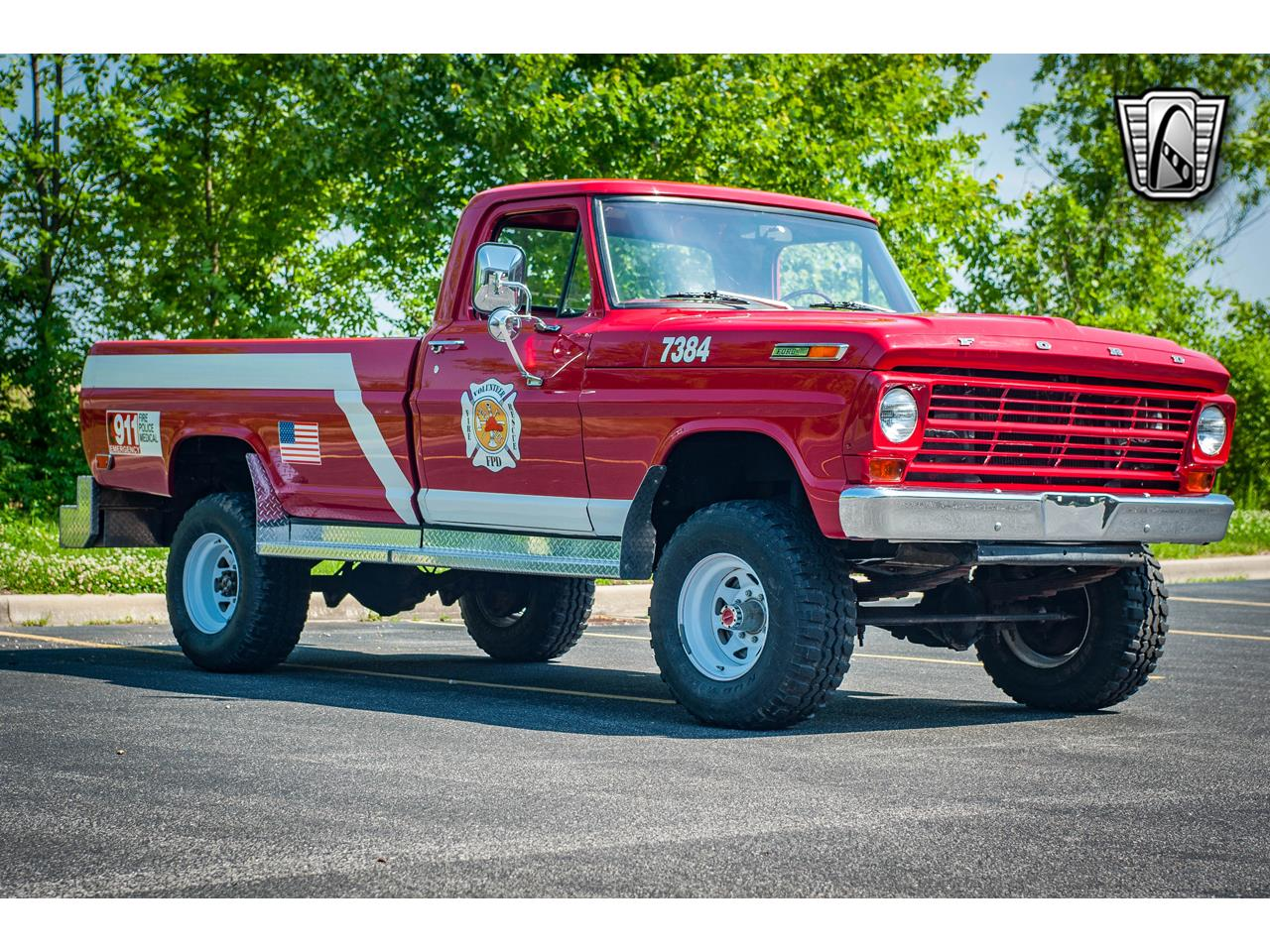 1968 Ford F250 for sale in O'Fallon, IL – photo 55