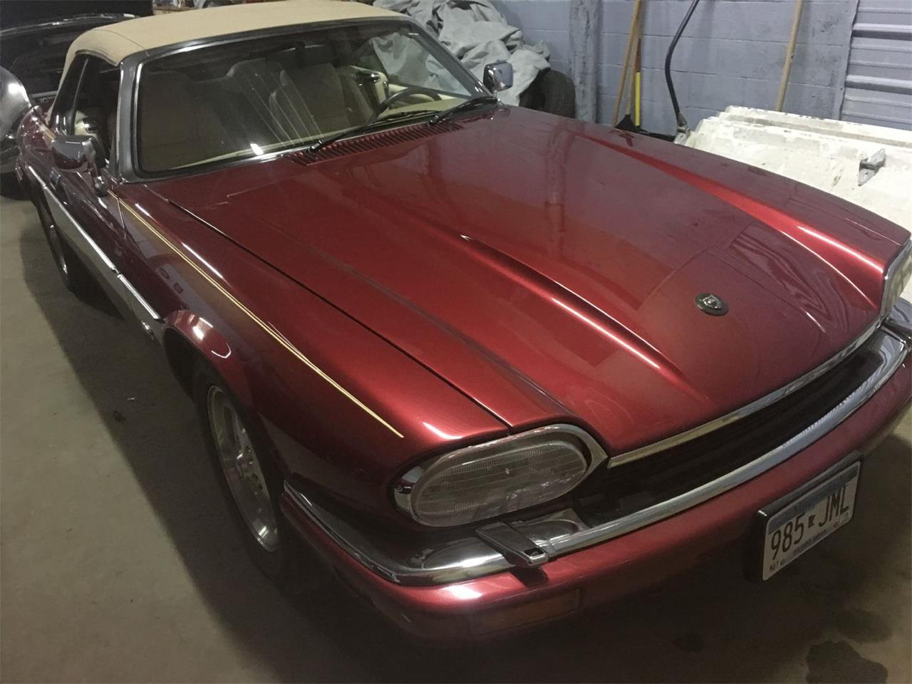 1995 Jaguar XJS for sale in Annandale, MN – photo 38