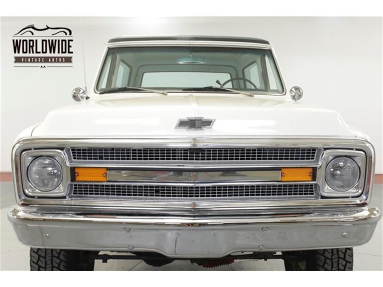 1969 Chevrolet Blazer for sale in Denver , CO – photo 18