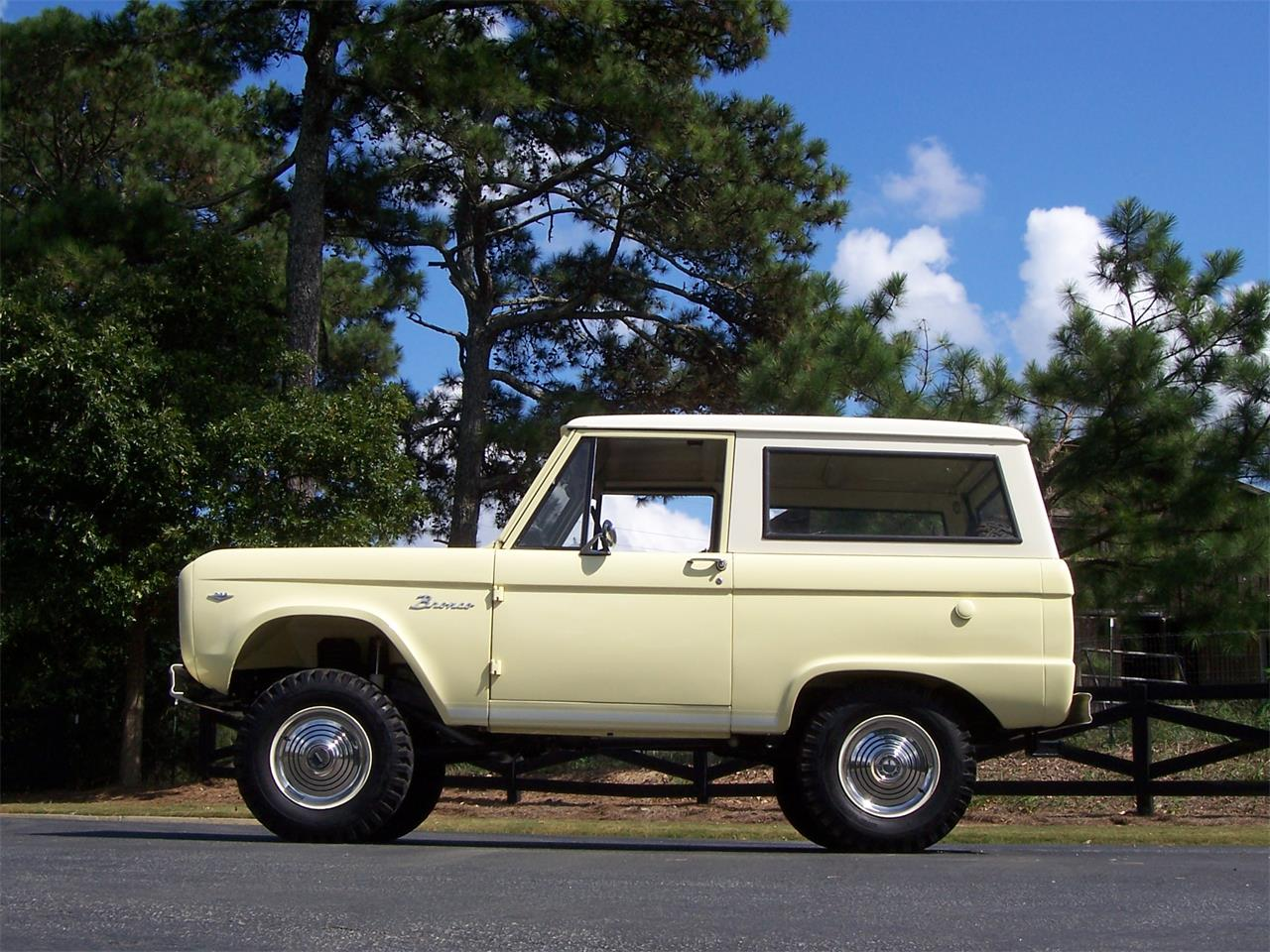 1966 Ford Bronco for sale in Alpharetta, GA – photo 29