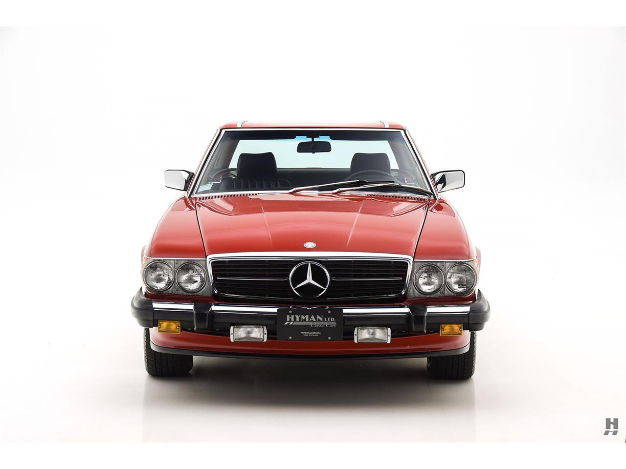 1987 Mercedes-Benz 560SL for sale in Saint Louis, MO – photo 7