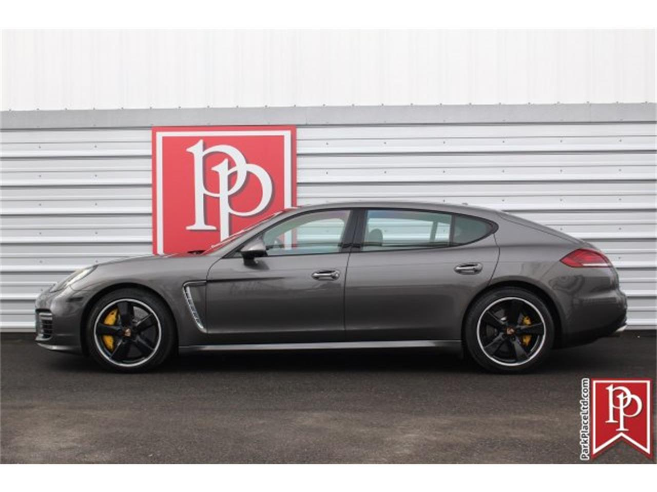2014 Porsche Panamera for sale in Bellevue, WA – photo 4