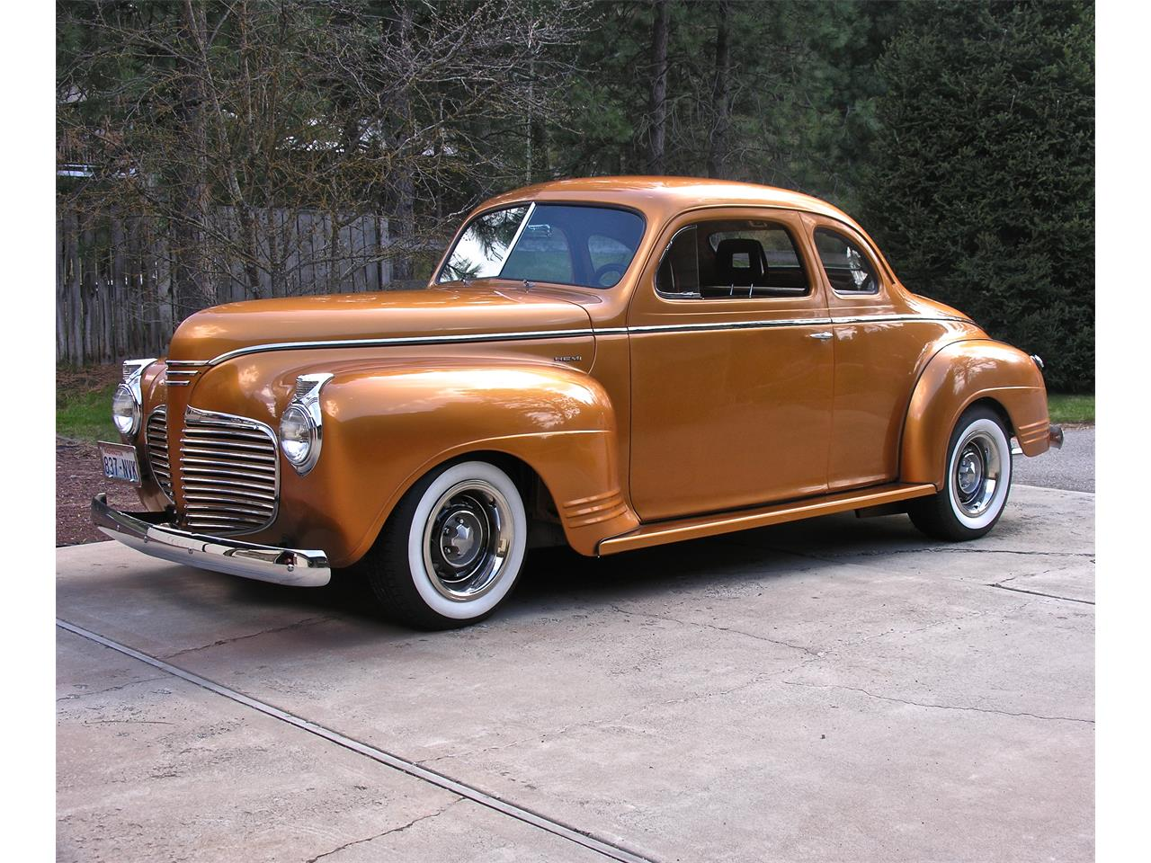1941 Plymouth Business Coupe for sale in Spokane, WA – photo 6