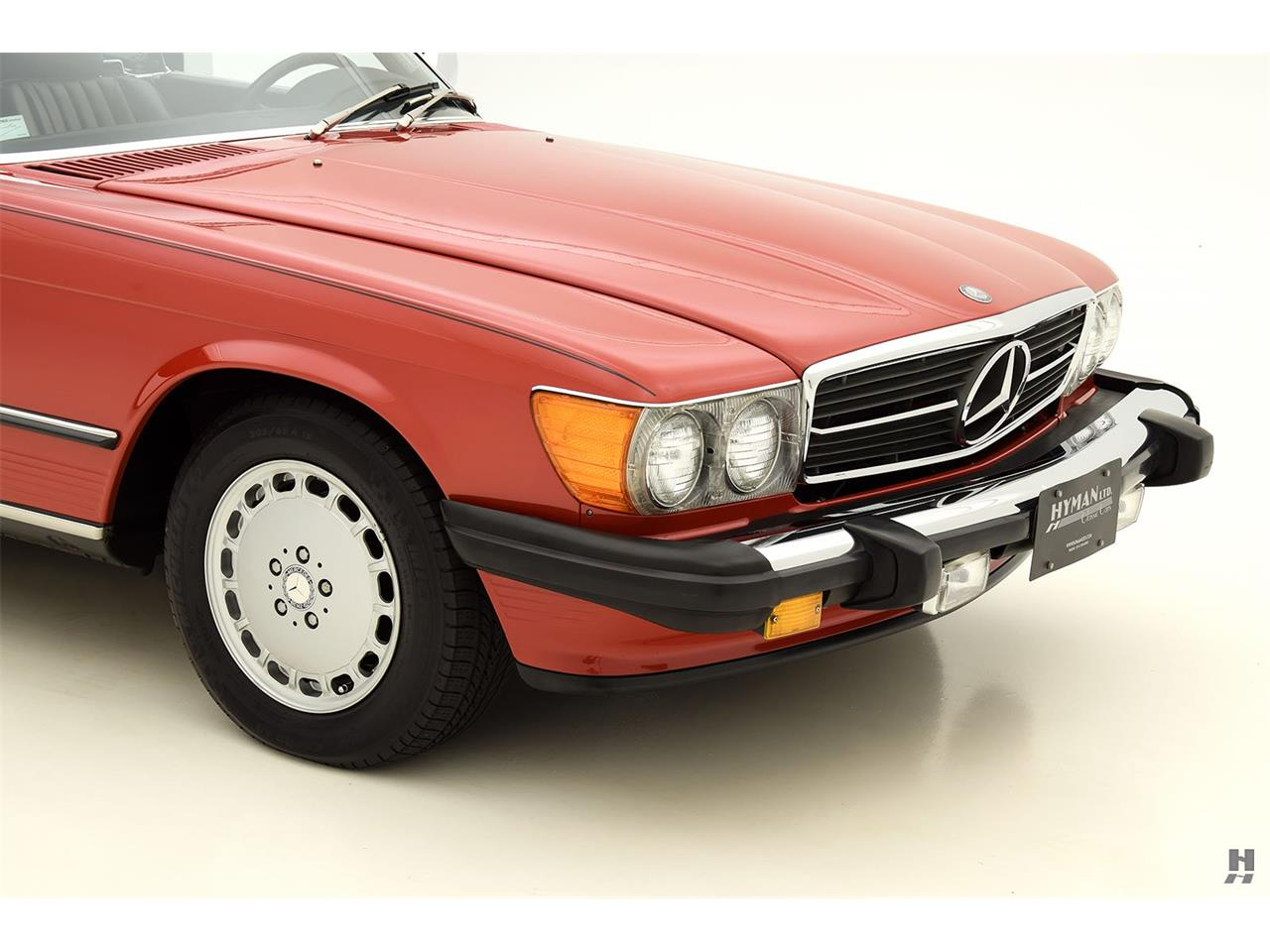 1987 Mercedes-Benz 560SL for sale in Saint Louis, MO – photo 29