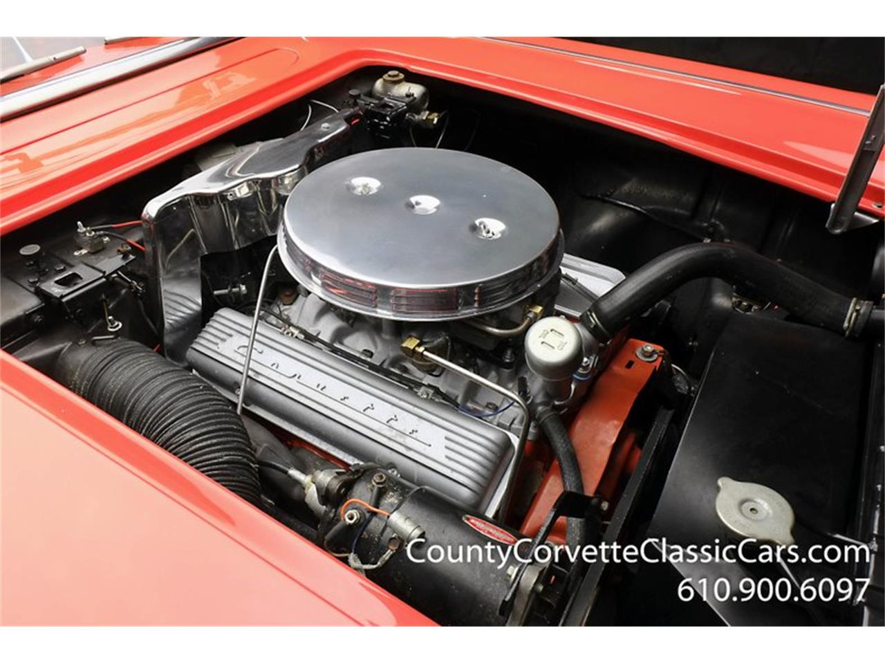 1958 Chevrolet Corvette for sale in West Chester, PA – photo 25