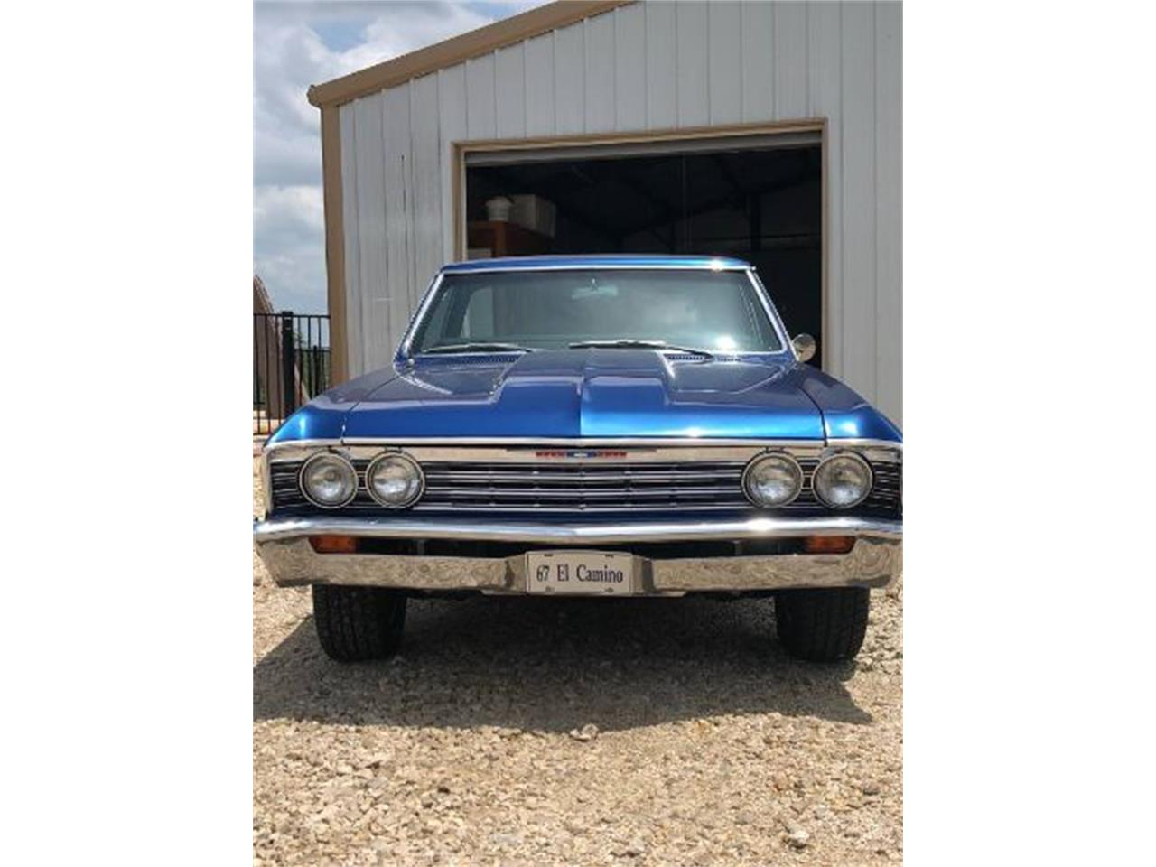 1967 Chevrolet El Camino for sale in Cadillac, MI – photo 7