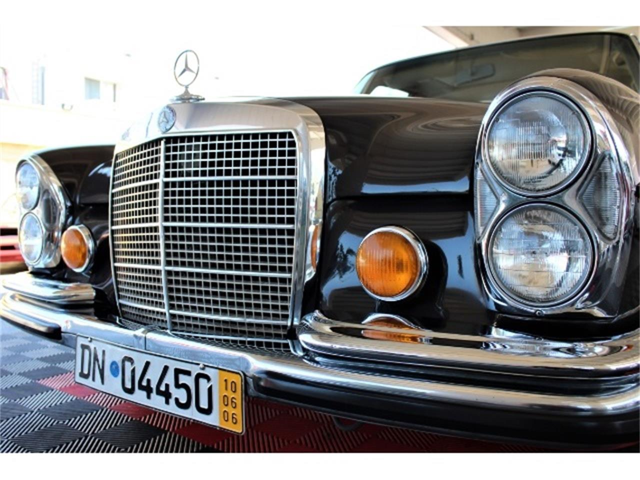 1972 Mercedes-Benz 300SEL for sale in Sherman Oaks, CA – photo 9