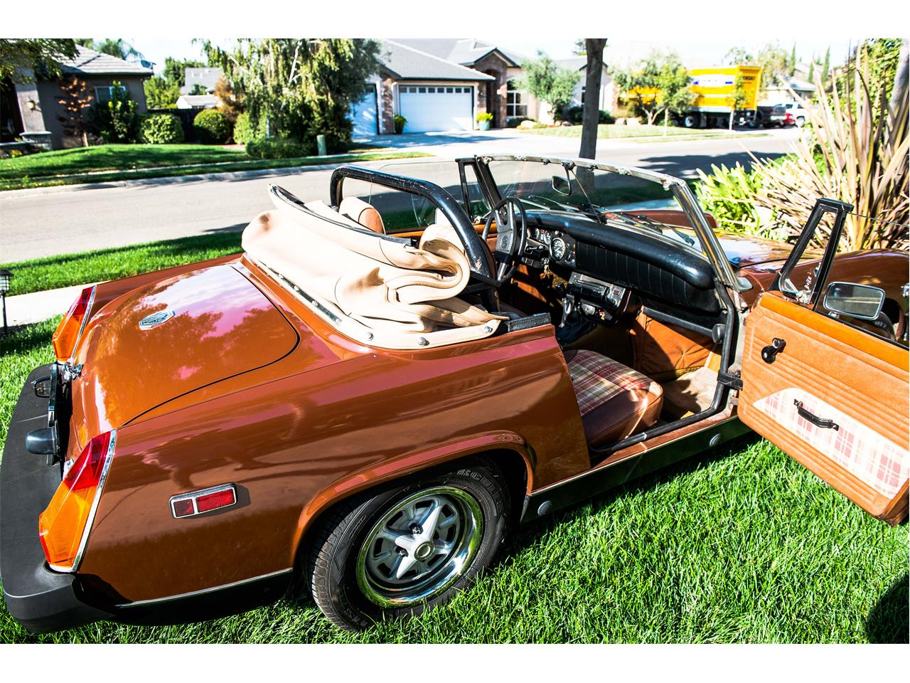 1978 MG Midget for sale in EXETER, CA – photo 3