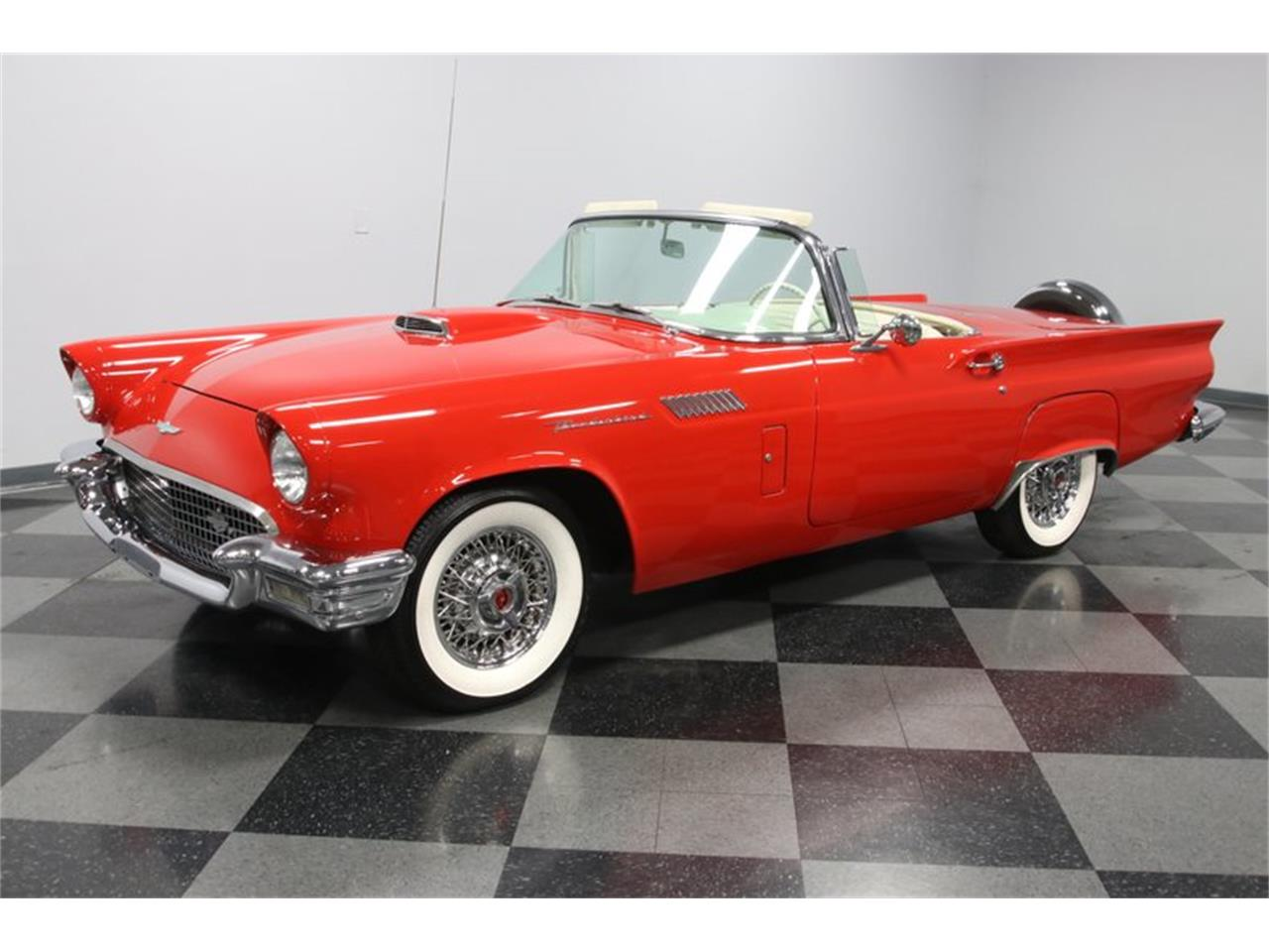 1957 Ford Thunderbird for sale in Concord, NC – photo 4