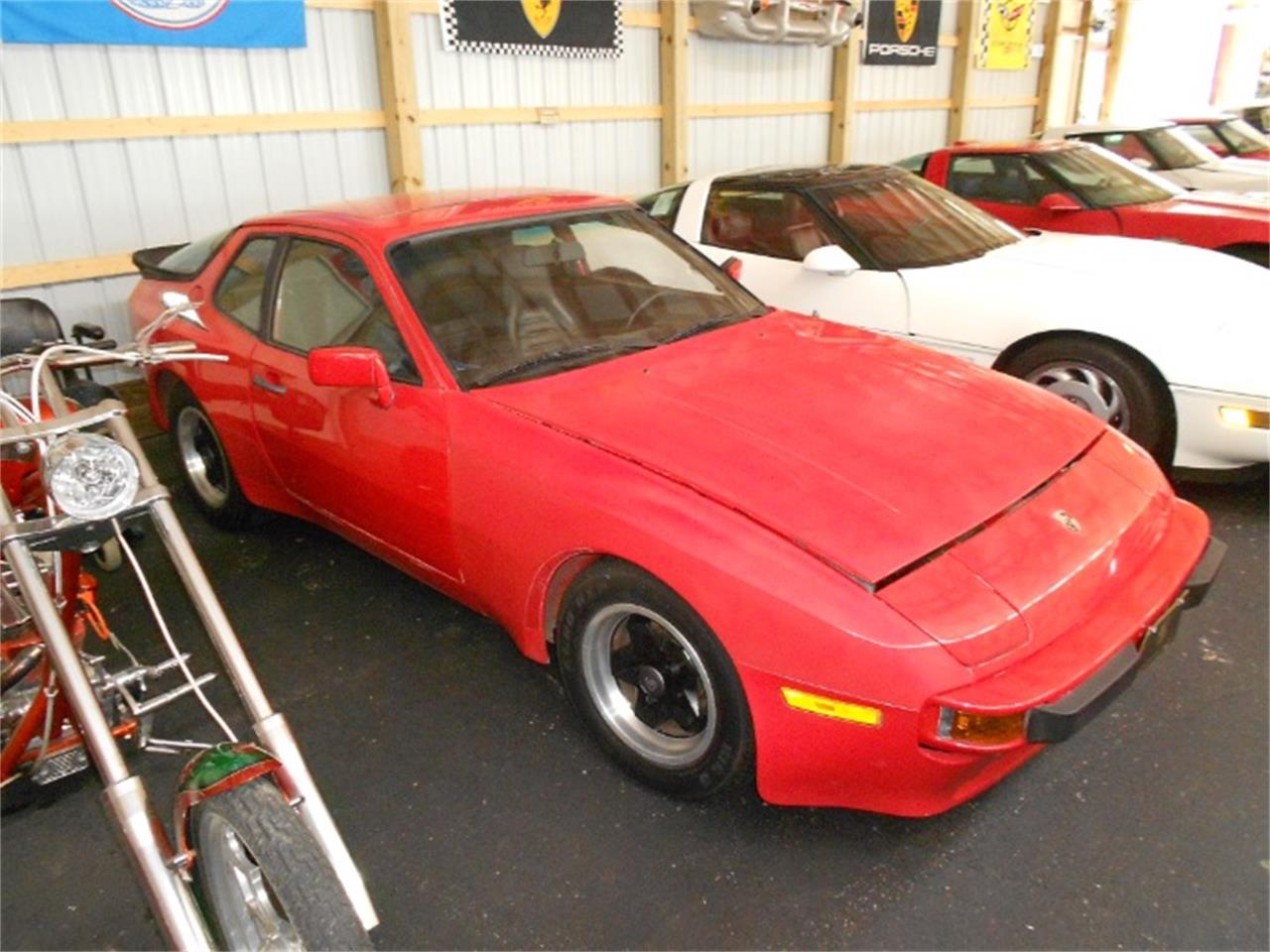 1983 Porsche 944 for sale in Cadillac, MI