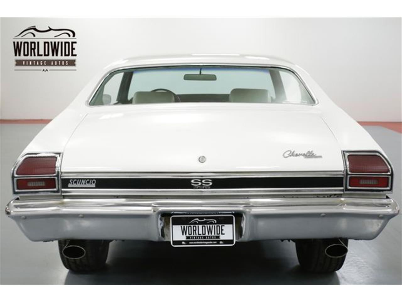 1969 Chevrolet Chevelle SS for sale in Denver , CO – photo 39
