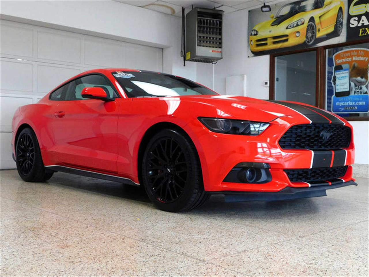 2015 Ford Mustang for sale in Hamburg, NY – photo 3