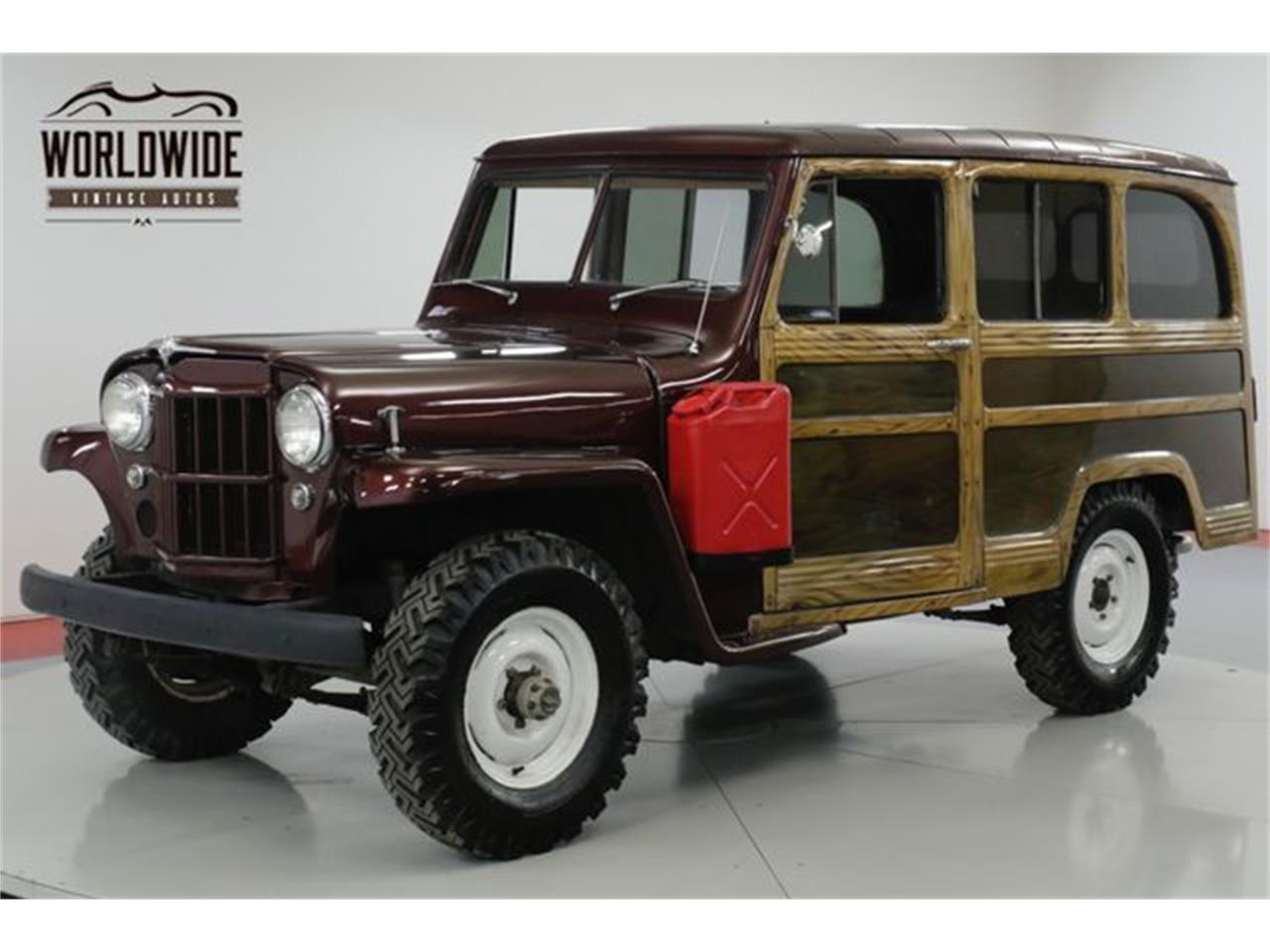 1960 Jeep Willys for sale in Denver , CO / ClassicCarsBay.com