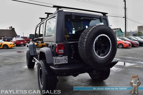 2017 Jeep Wrangler Unlimited Sport / 4X4 / Automatic / Hard Top / Lift for sale in Anchorage, AK – photo 4