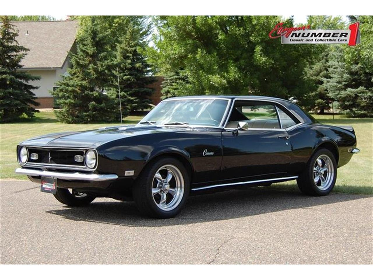 Classic Cars For Sale Mn >> 1968 Chevrolet Camaro For Sale In Rogers Mn