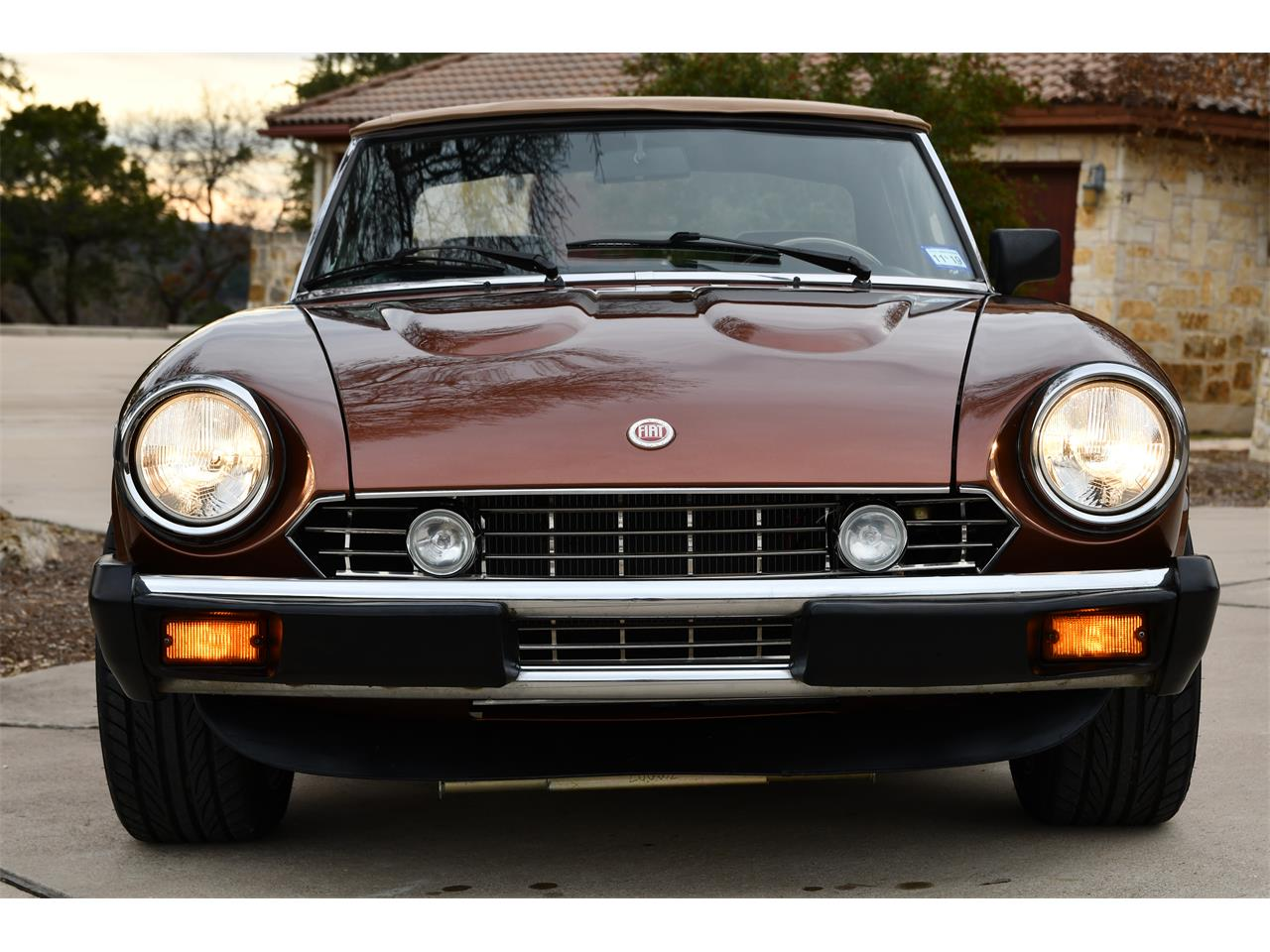 1982 Fiat Spider for sale in Spicewood, TX – photo 2