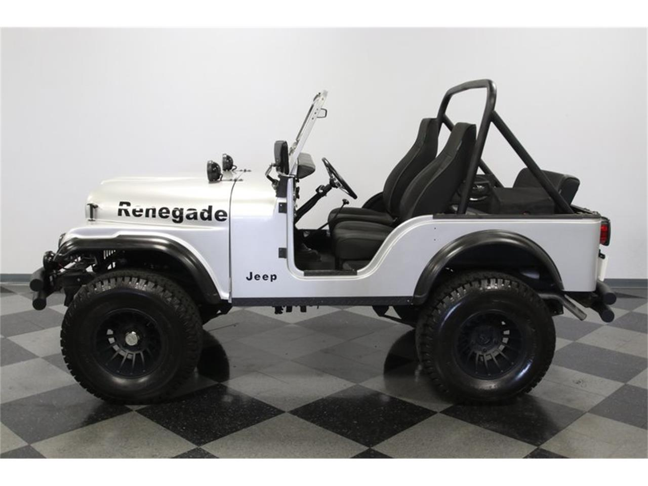 1971 Jeep CJ5 for sale in Concord, NC – photo 25