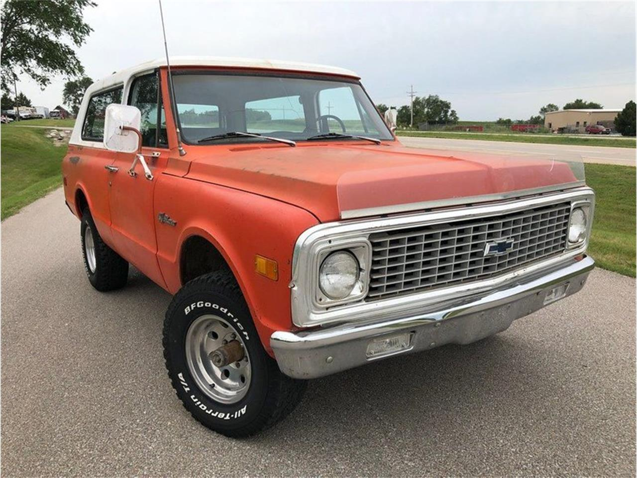 1972 Chevrolet Blazer for sale in Lincoln, NE – photo 3