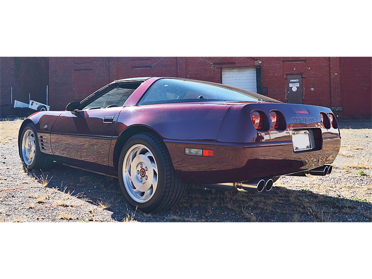 1993 Chevrolet Corvette for sale in Canton, OH – photo 15