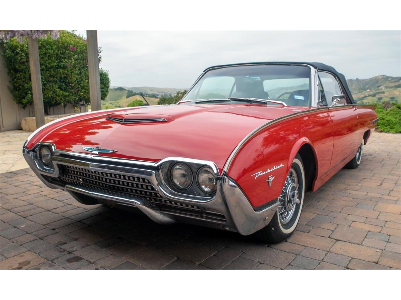 1962 Ford Thunderbird for sale in Salinas, CA