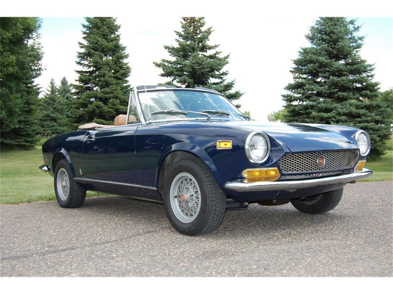 1972 Fiat 124 for sale in Rogers, MN – photo 11