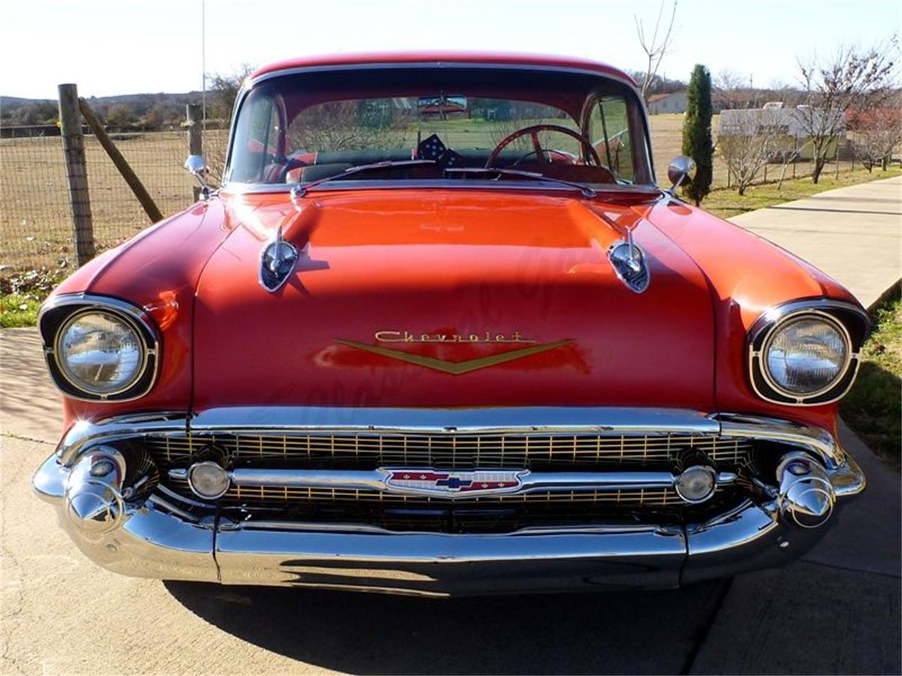 1957 Chevrolet Bel Air for sale in Arlington, TX – photo 8