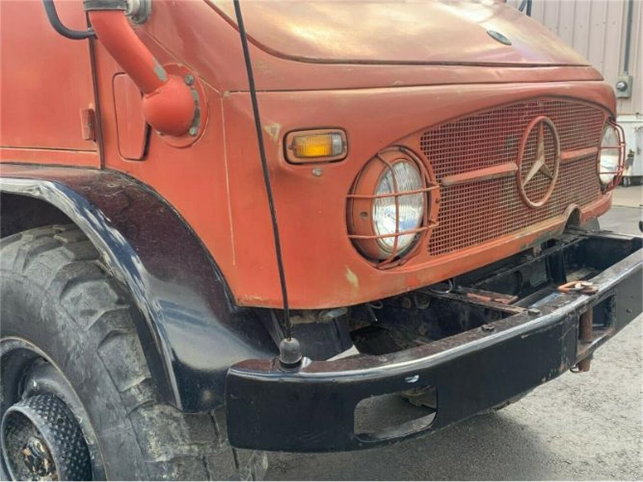 1965 Mercedes-Benz Unimog for sale in Cadillac, MI – photo 6