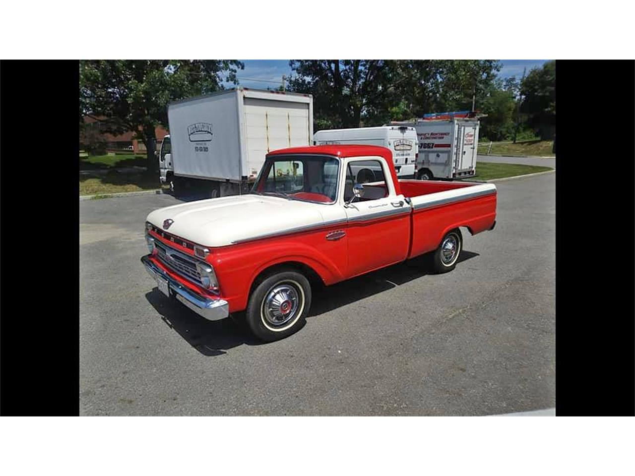 1966 Ford F100 for sale in West Pittston, PA