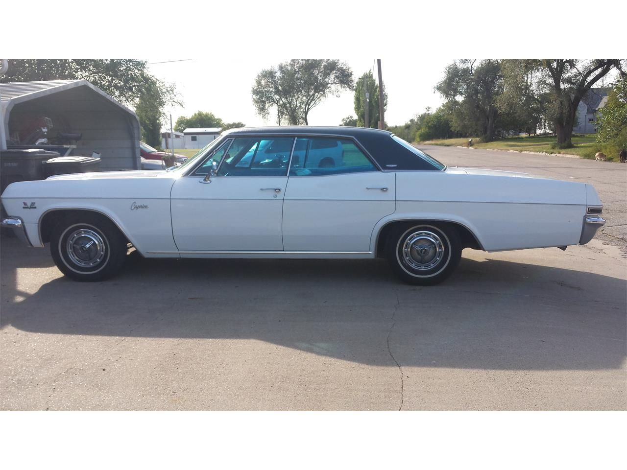 1965 Chevrolet Caprice for sale in Cawker city, KS